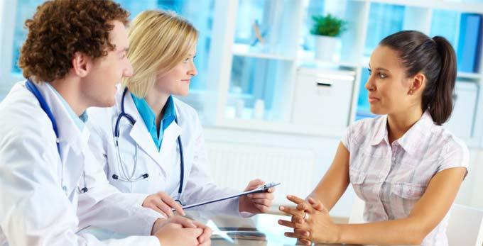 диагностика первичного бесплодия