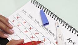 Календарь безопасных дней