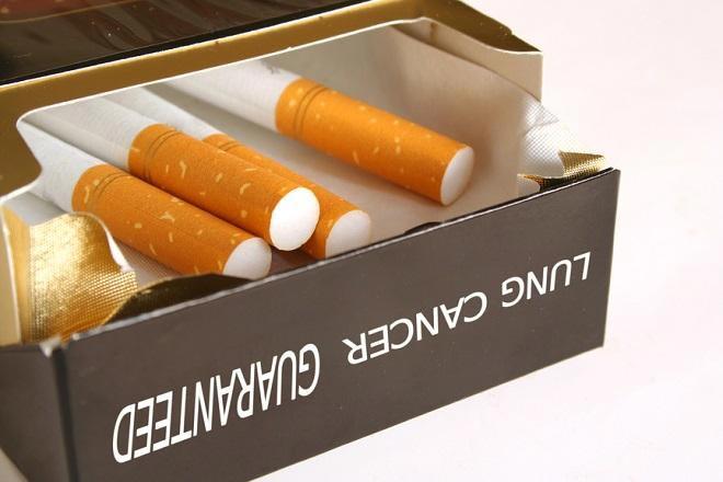 сигареты снижают фертильность