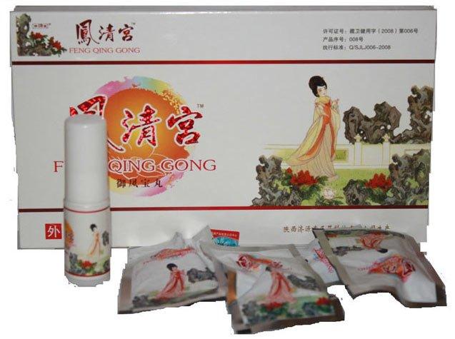 женские китайские тампоны