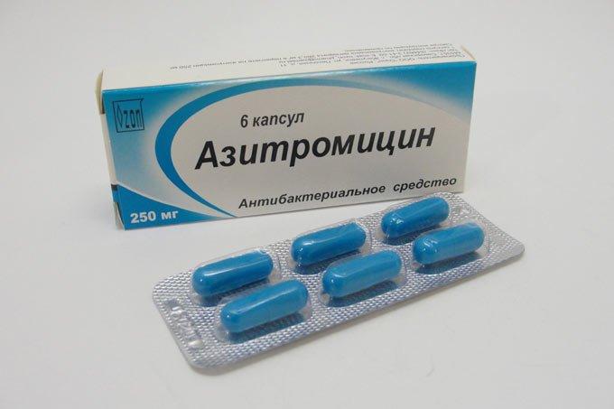 азитромицин после аборта