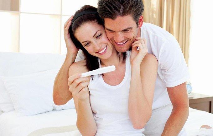 положительный тест после аборта
