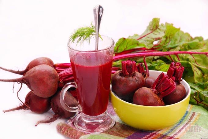 свекольный сок от эндометриоза