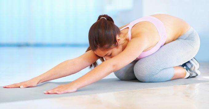 массаж при загибах матки