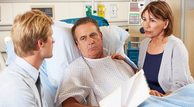 когда нужна операция на предстательной железе