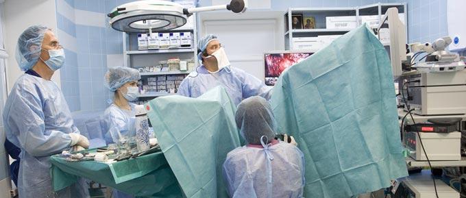 восстановление проходимости маточных труб
