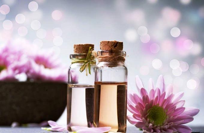 масло герани в гинекологии