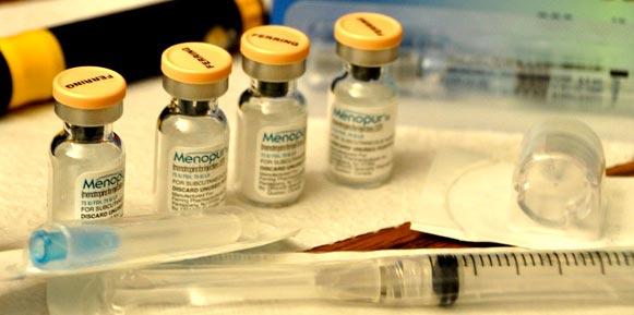 стимуляция менопуром