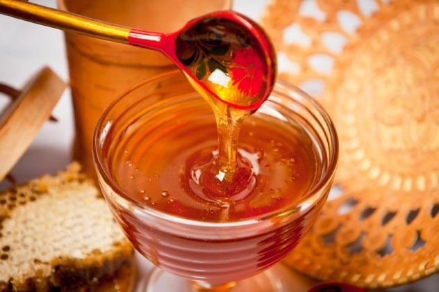 мёд для терапии кисты яичника