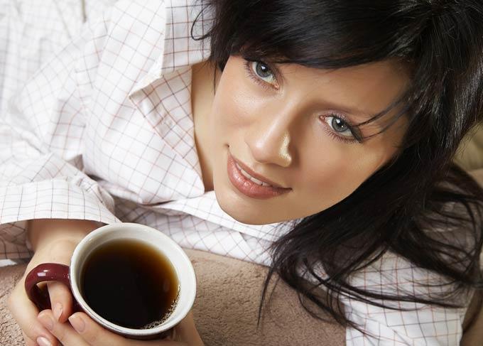 кофе и прогестерон