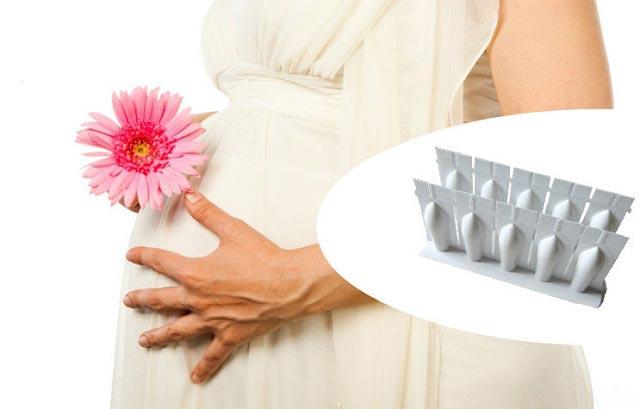 свечи от кандидоза для беременных