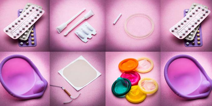 контрацепция барьерного типа