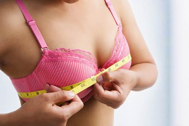 нормальный размер груди