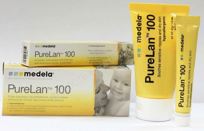 крем PureLan 100