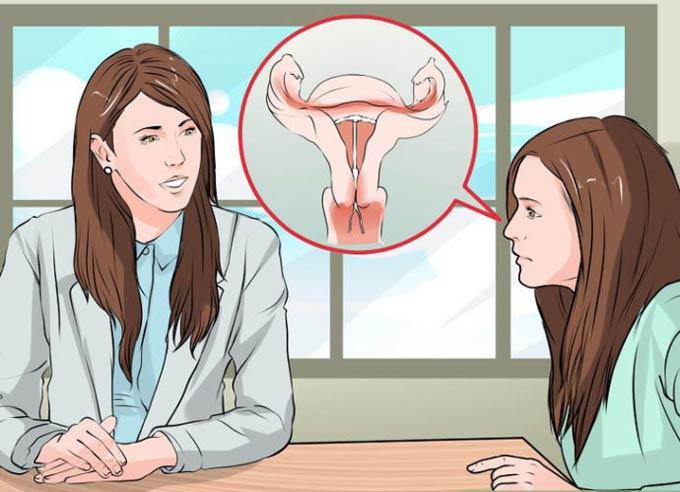 применение внутриматочной спирали