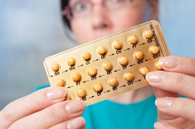 гормональные противозачаточные
