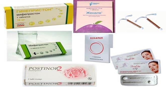контрацептивы