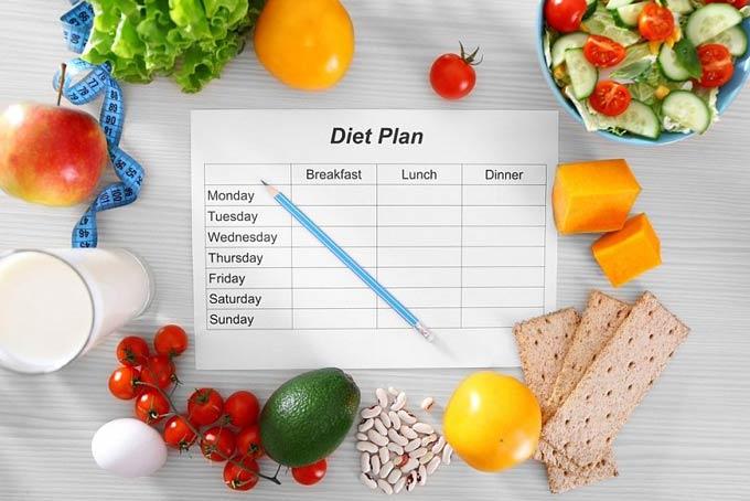 диета при планировании беременности