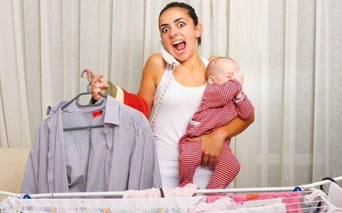 состояние женщины после родов