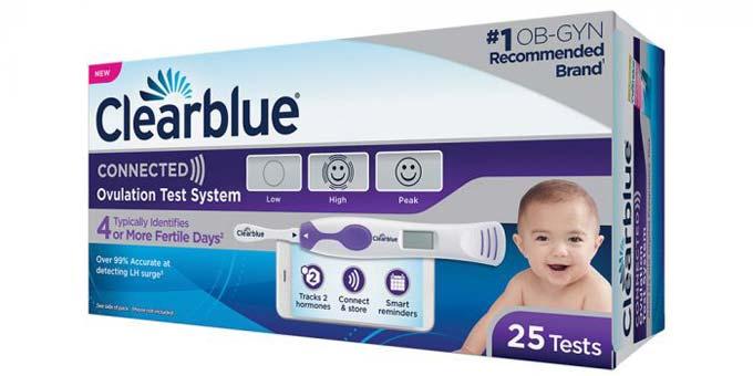 электронные тесты на беременность