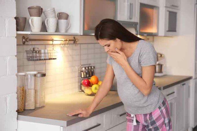 питание при токсикозе