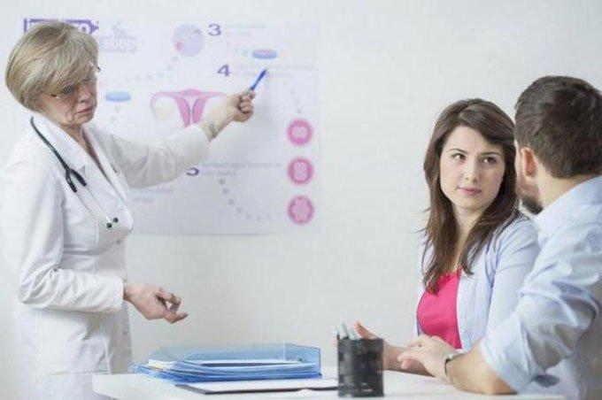 врач репродуктолог