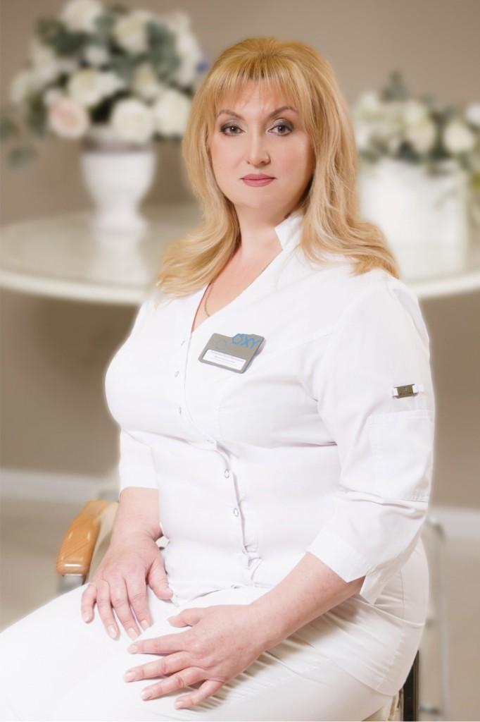 Черникова Ирина Васильевна - врач гинеколог, стаж 29 лет