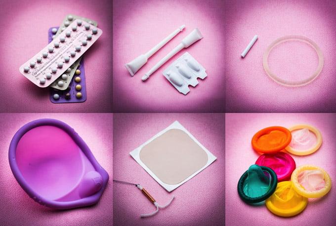 Обзор препаратов для контрацепции