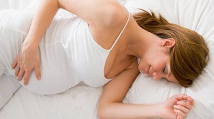 Виды и стадии бессонницы при беременности