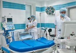 Гистероскопия одновременно с лапароскопией в гинекологии