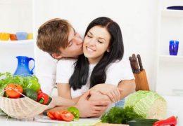 Правильная диета при планировании беременности